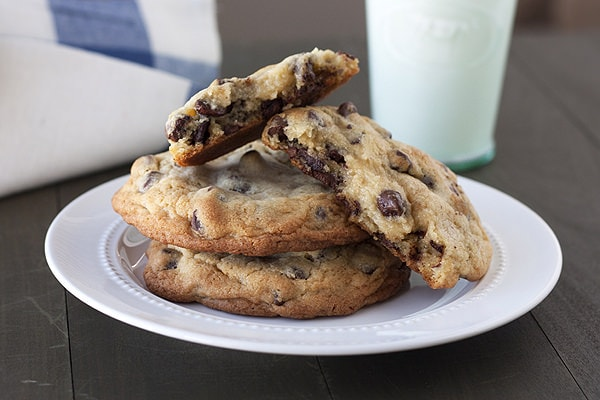 Giant Chocolate Chip Cookies RS