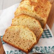 Cheddar Rosemary Bread
