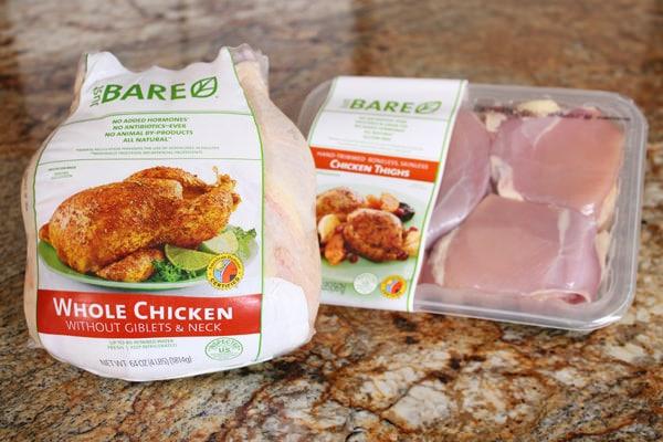 Just BARE Chicken