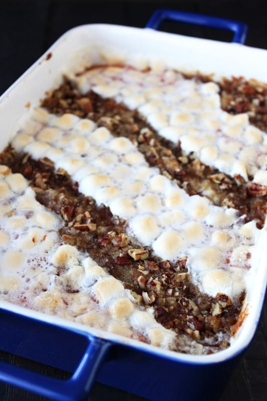 Crowd-Pleasing Sweet Potato Casserole