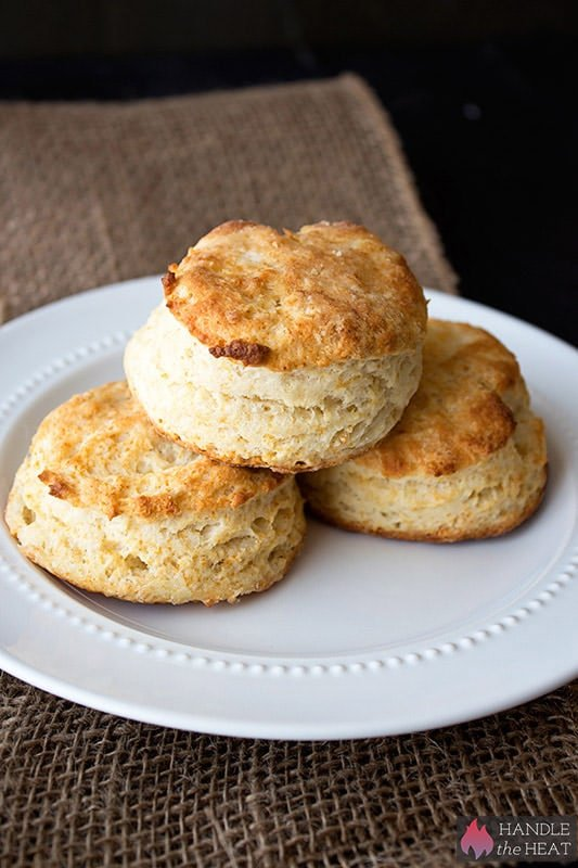 How to Make Perfect Buttermilk Biscuits