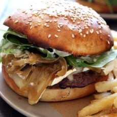 French Bistro Burgers